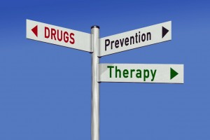 drugs-prevention-therapy-sign